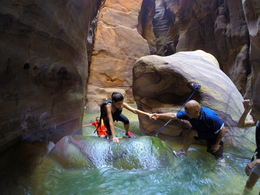 Wadi-Mujib-jordan